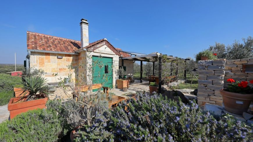 Casa Paljka, ecobnb in Croazia