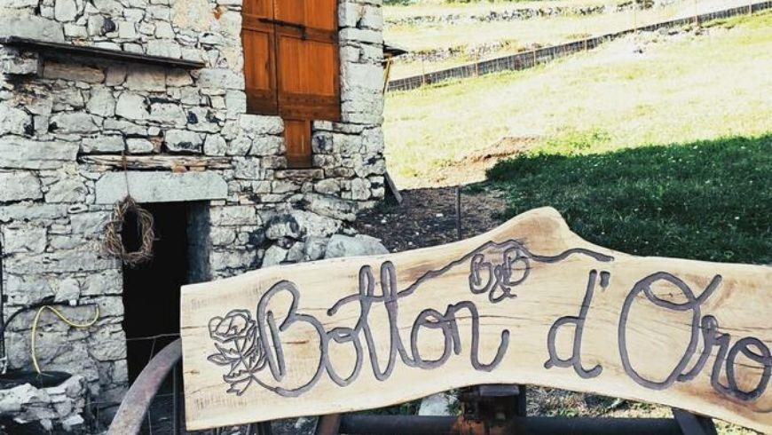 ecobnb Botton d'oro Valle Imagna