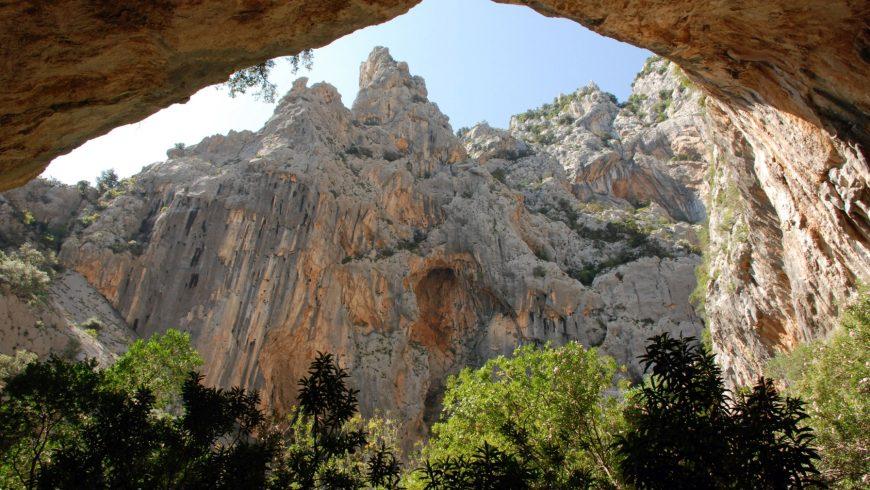 Gola di Gorropu, Entroterra della Sardegna