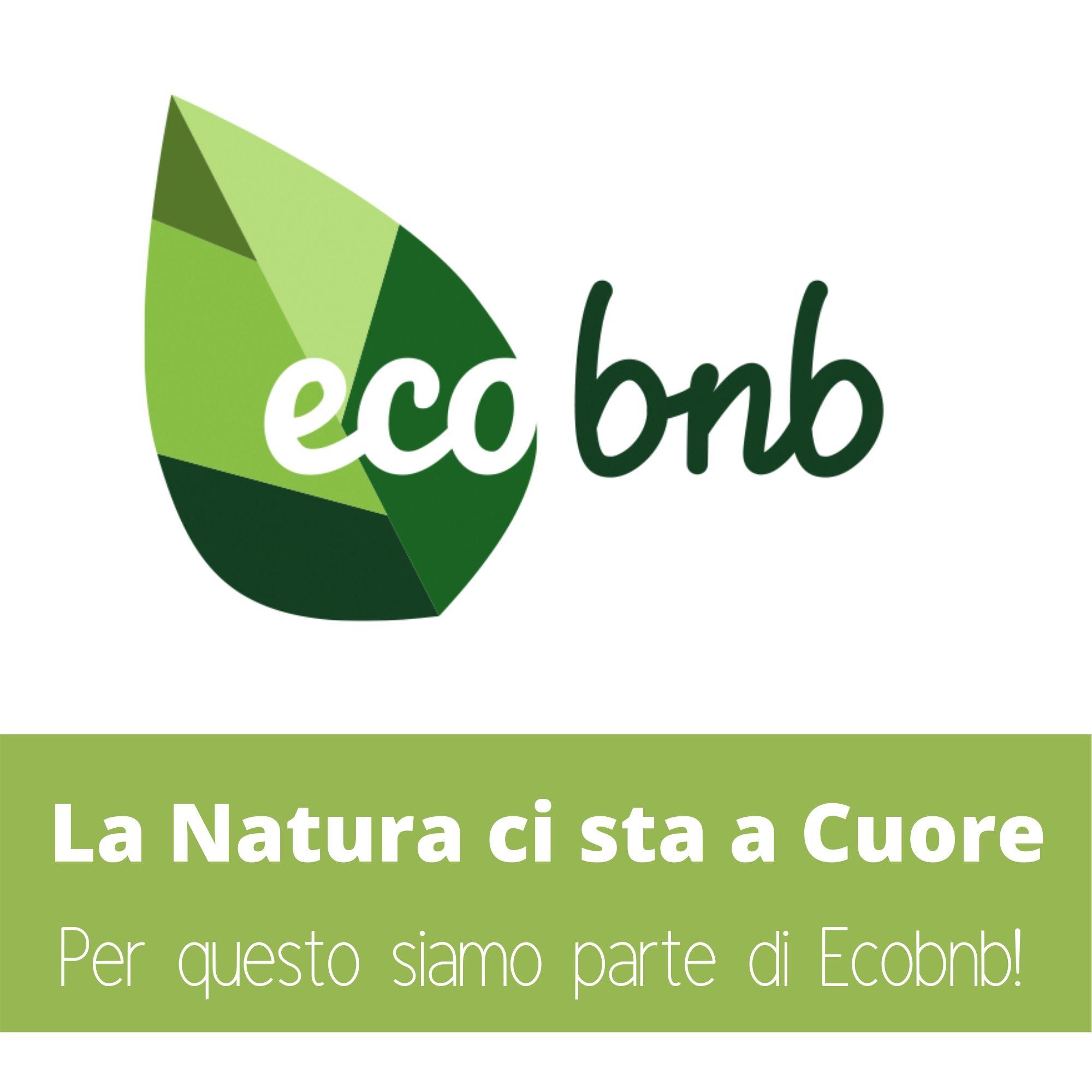Stemma di Ecobnb per il tuo sito web