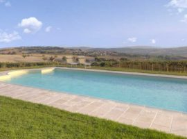 acanto country house piscina dell'agriturismo