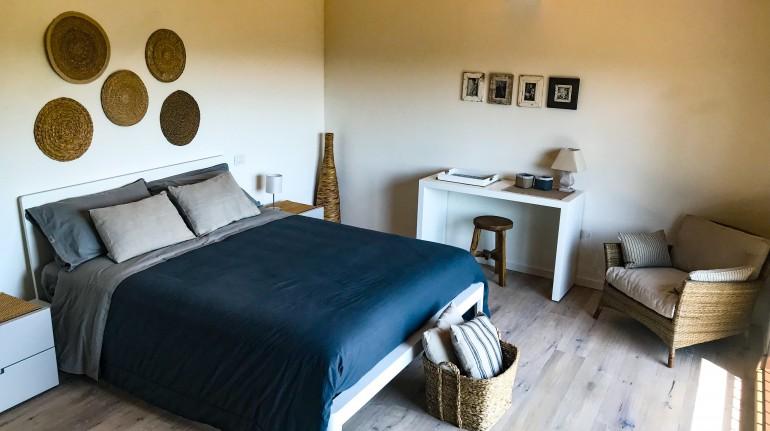 Camera da letto, Casale di Monte Venere