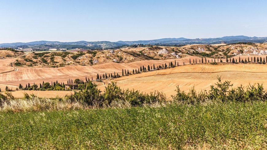 Treno Natura, tra i panorami della Toscana