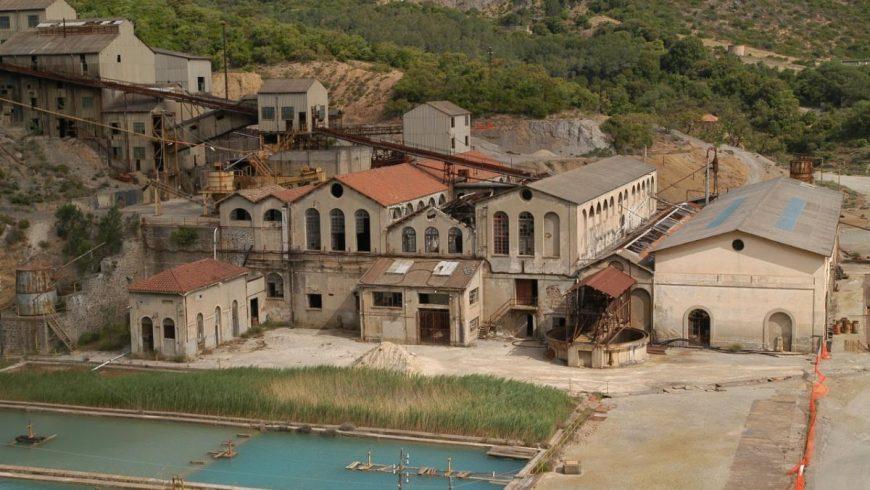 Miniere di Montevecchio, Entroterra della Sardegna