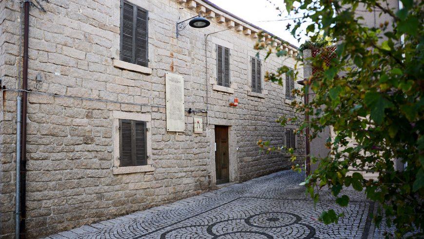 Museo del Banditismo, entroterra sardo