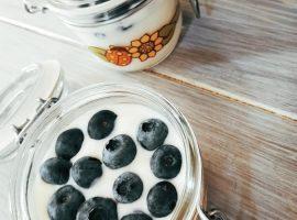 prodotti locali serviti a colazione