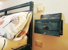 riciclo creativo del vecchio mobilio