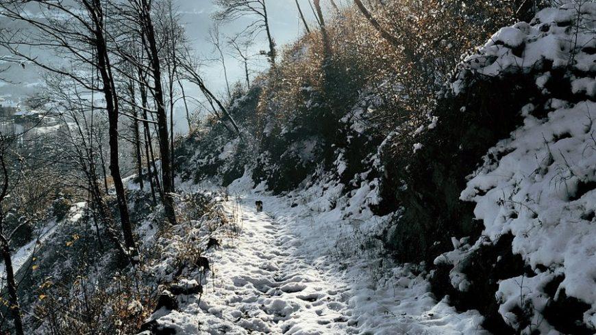 sentieri Valle Imagna