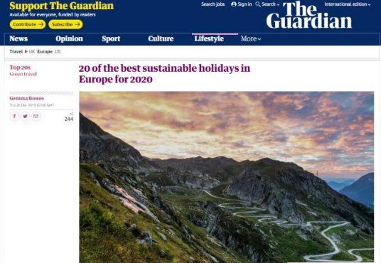 Articolo The Guardian