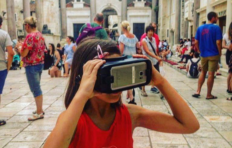 Tour della realtà virtuale Spalato