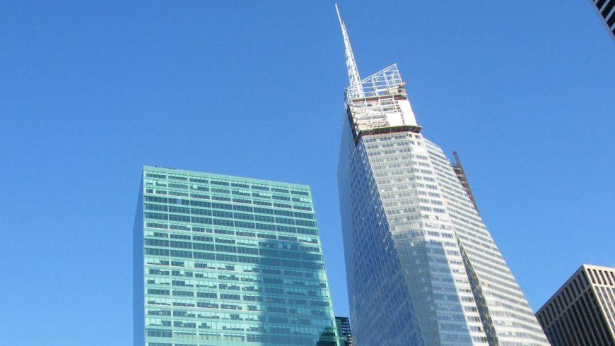 Grattacielo della Bank of America, New York