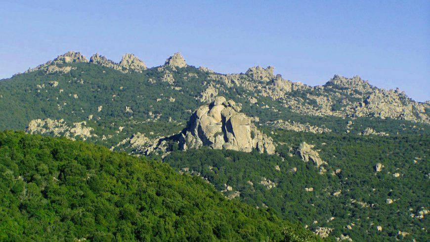 Sette Fratelli mountains
