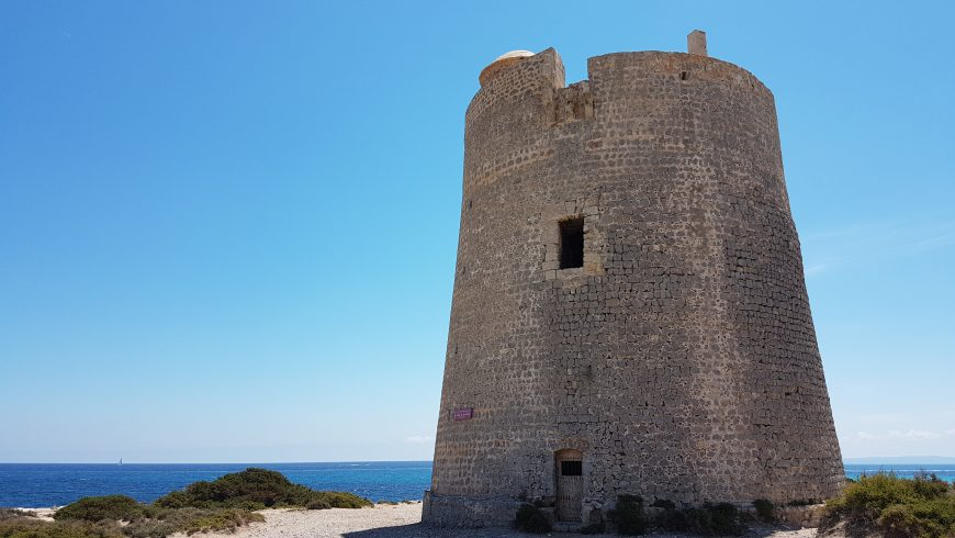 Tower Ses Salines, Formentera