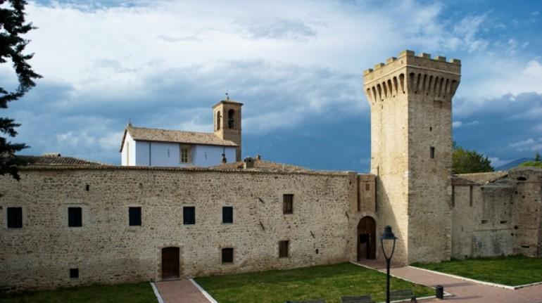 Dormire in un castello in Umbria