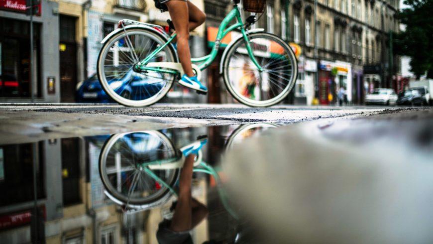 Biciclette come mezzo sostenibile