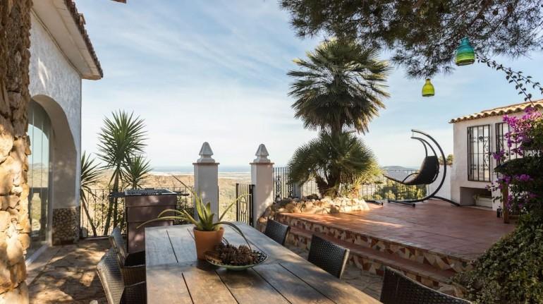 Casa Tarsan, ecobnb in Spagna