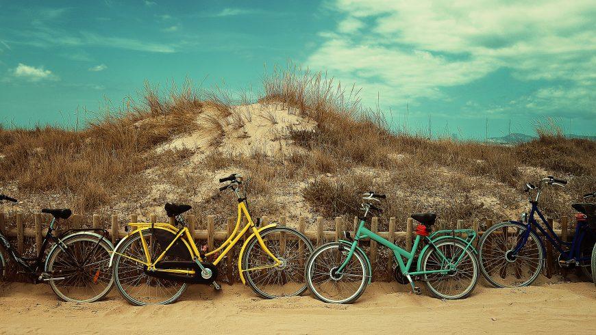 formentera in bicicletta