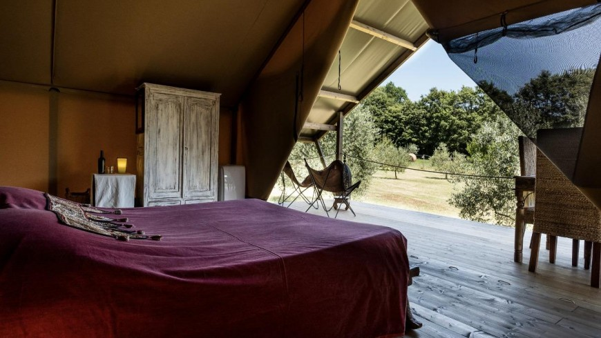 viaggio glamping ecofriendly