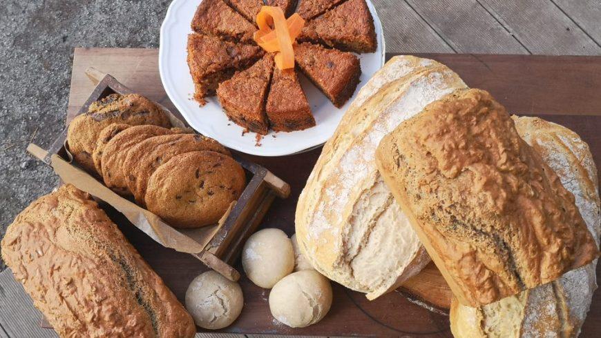 pane biologico fatto in casa
