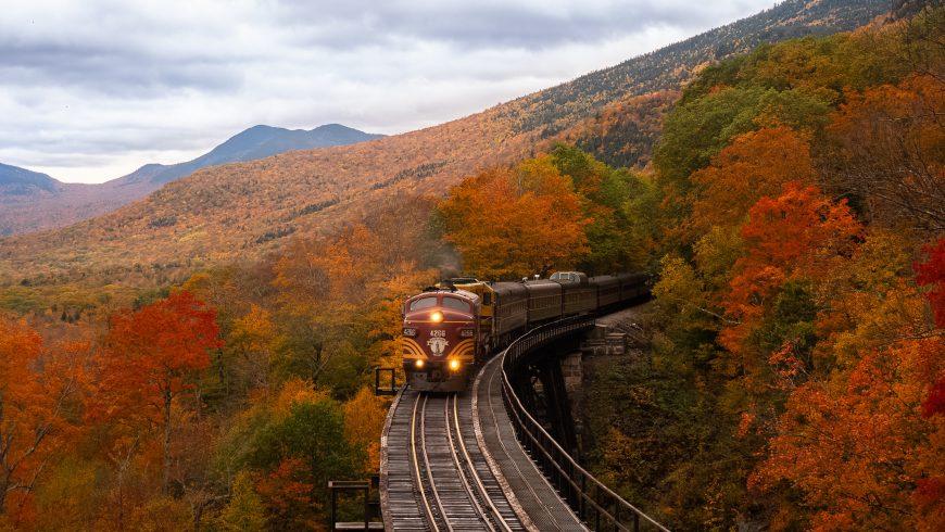 viaggio ecofriendly in treno