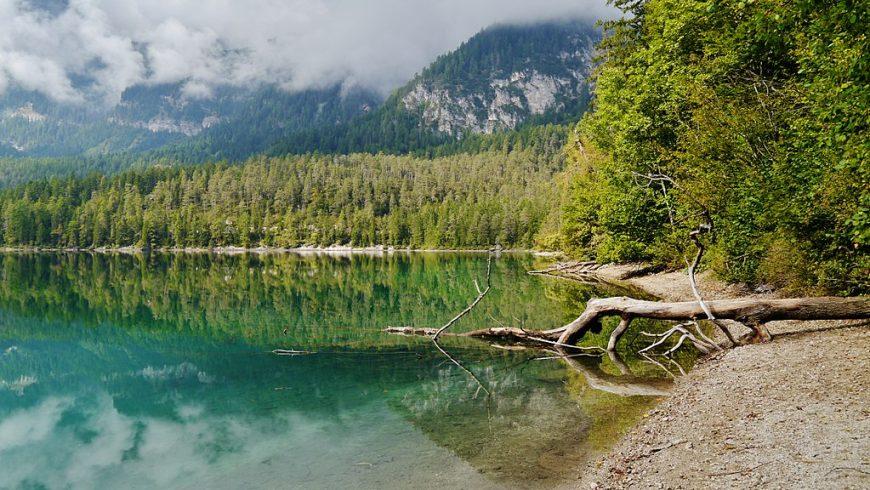 Lago di Tovel, Parco Adamello Brenta Geopark