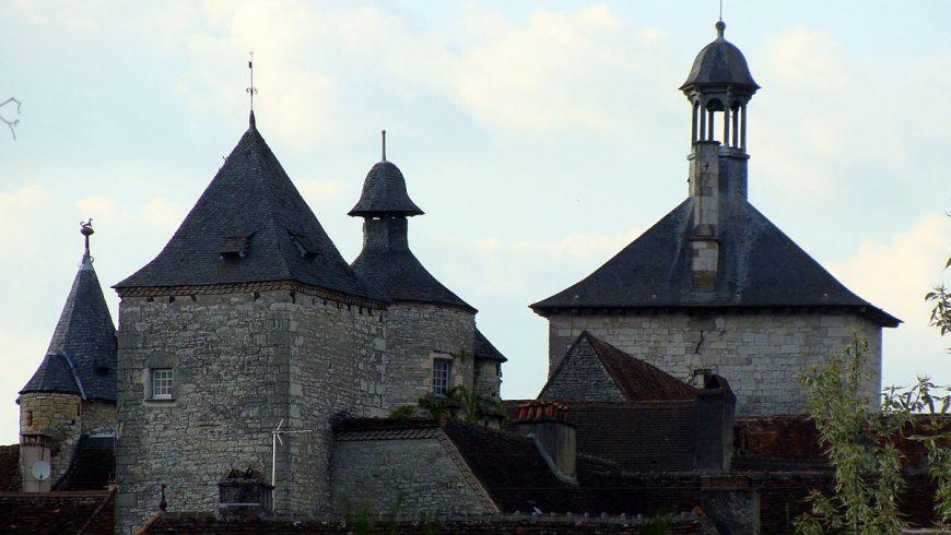 tetti città di Martel