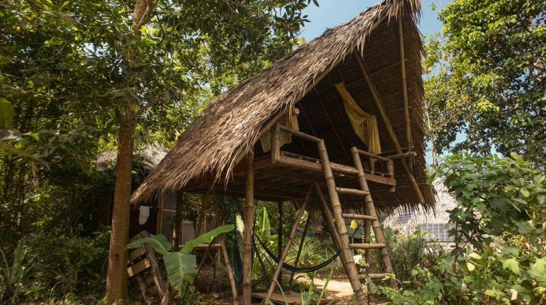Eco-Hotel offgrid