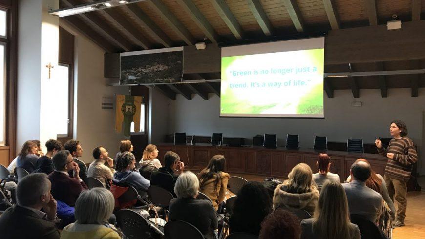 Incontro Parco Adamello Brenta ed Ecobnb