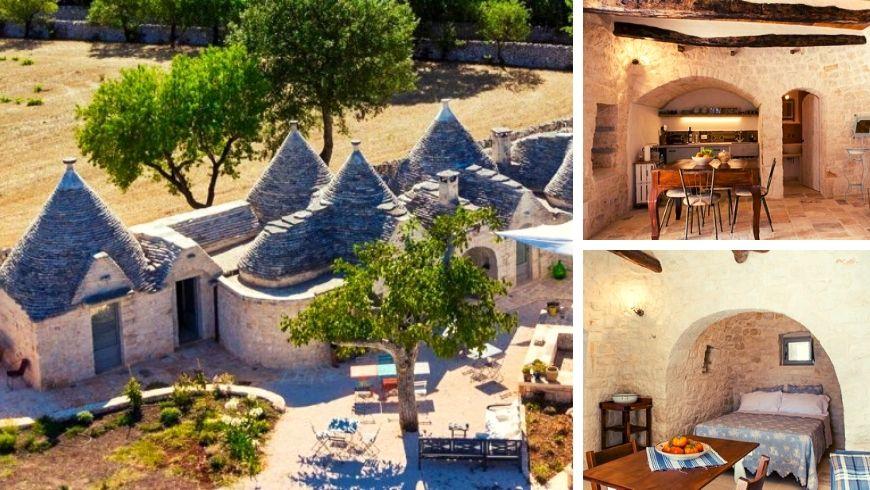Hotel green Puglia