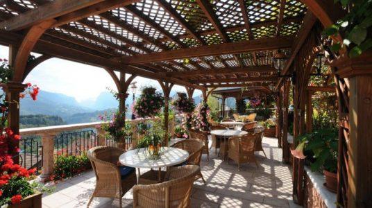 Hotel Miravalle, Qualità Parco
