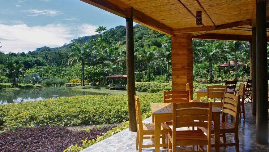 Hotel eco-friendly