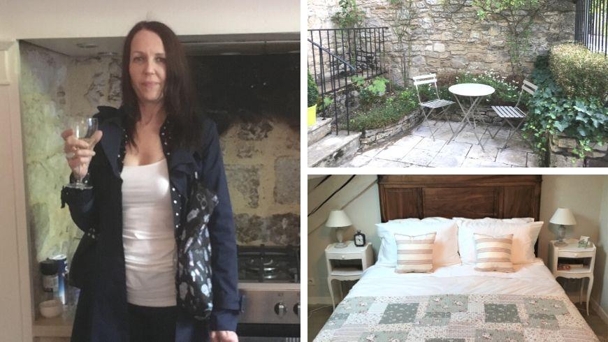 Debra Wakefield, proprietaria della casa eco-friendly Maison de Wakefield