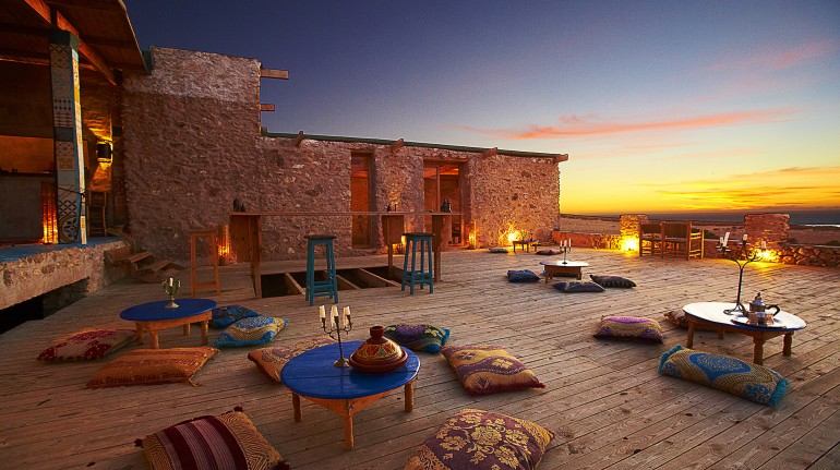 EcoHotel in Marocco