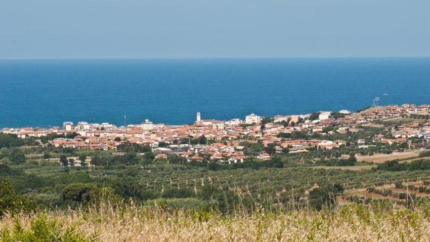 San Vincenzo mare, vicino a Sassetta