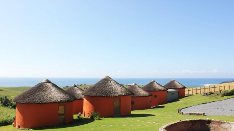 Eco-Lodge in Africa