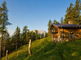 Chalet con camino in Lombardia