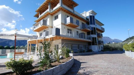 Eco Hotel Primavera, Dolomiti-Garda Alpine Cycling Route
