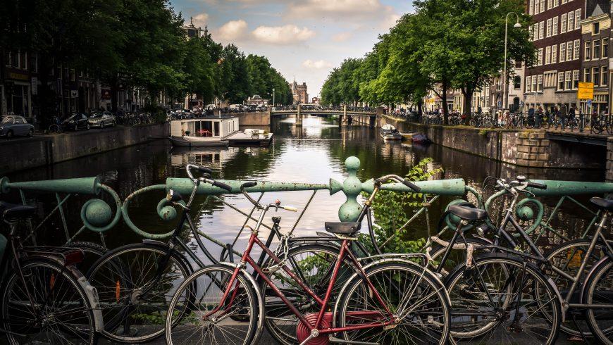 amsterdam, europa green
