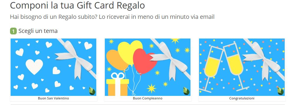 Gift Card Regalo Ecobnb