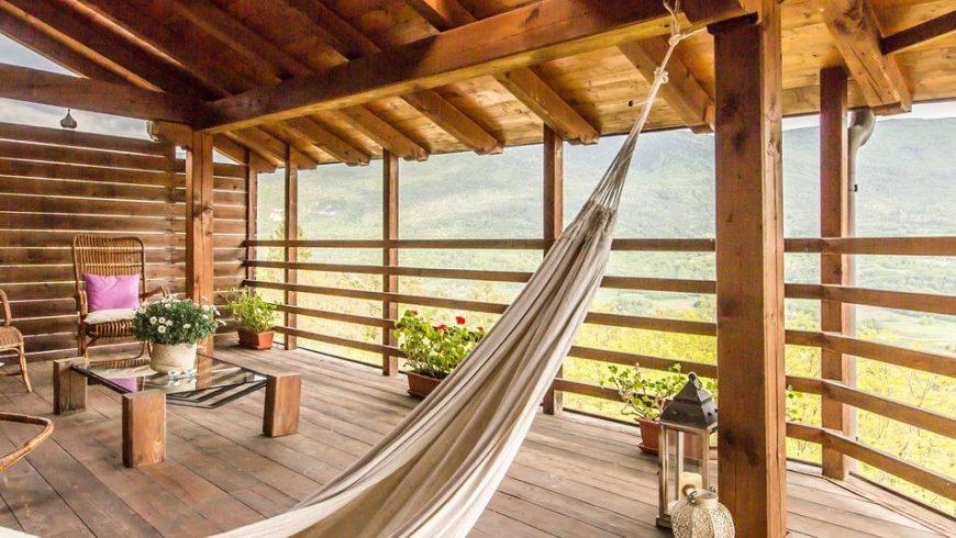 Un soggiorno nel Parco Naturale Adamello Brenta Geopark in un hotel ecosostenibile