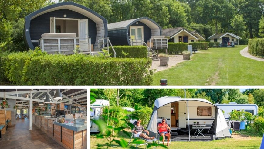 eco-camping in olanda