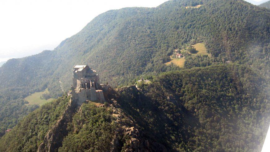 Vista San Michele