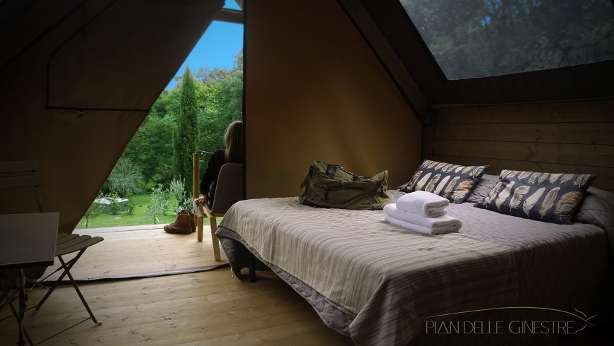 Pian delle Ginestre Eco Glamping in Toscana