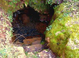 sorgente acqua naturale Badavca