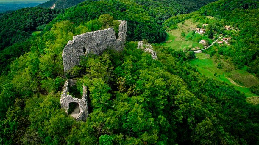 Città vecchia di Okić, Croazia