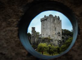 Blarney Castle in Irlanda