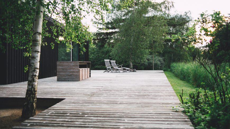 Summerhouse, Denmark