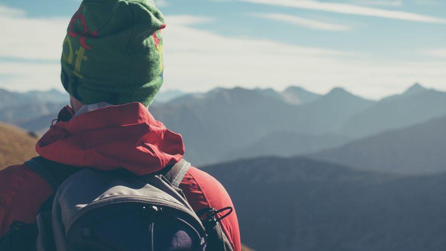 abbigliamento per escursionisti