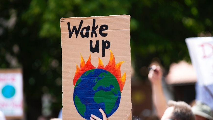 Giornata mondiale della Terra per il cambiamento climatico