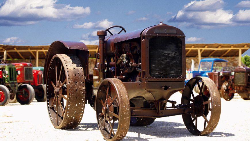 Traktor-Story Istria